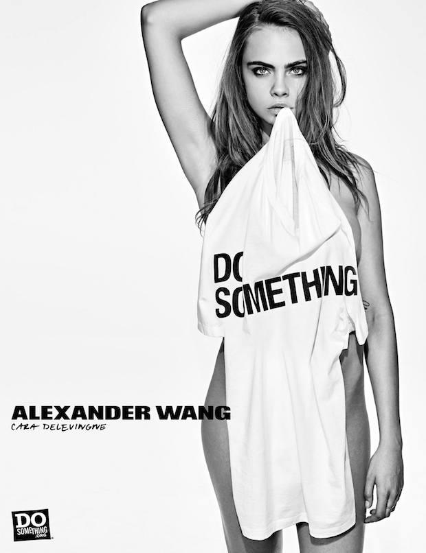 Cara Delevingne Alexander Wang