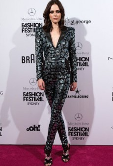 Coco Rocha Launches Fashion Festival Sydney with a Bang