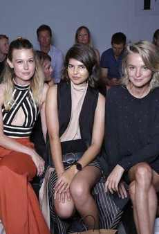 Which Aussies Sat FROW at New York Fashion Week?