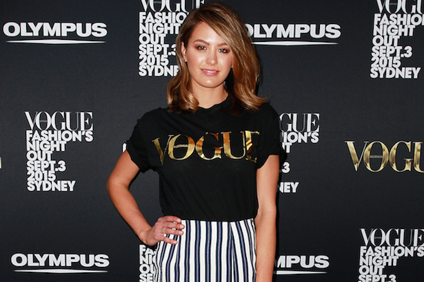 Jesinta Campbell at VFNO