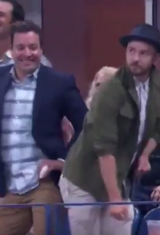 WATCH: Justin Timberlake and Jimmy Fallon Dancing to 'Single Ladies' Is the Greatest Thing You'll See Today