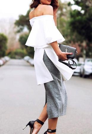 Sara Donaldson minimalism street style