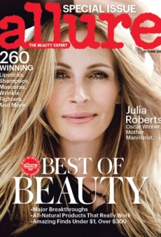 Julia Roberts Looks Amazing on Allure's October Cover (Forum Buzz)