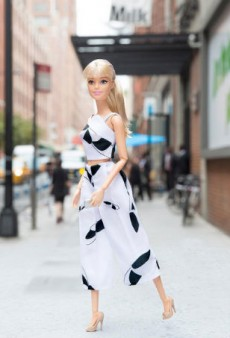 Barbie Is Having the Best Fashion Week Ever