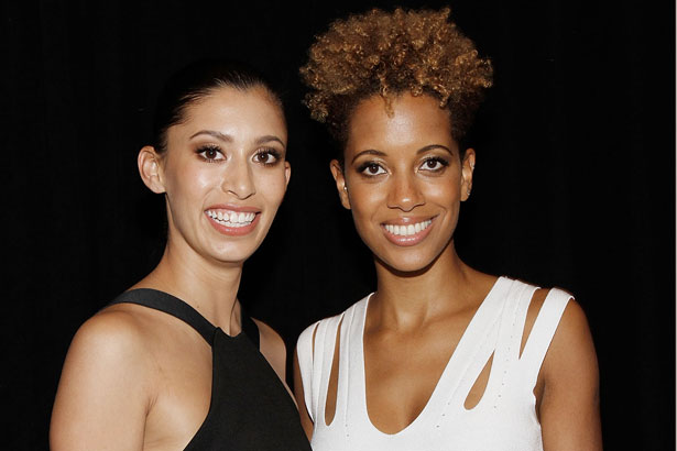 Michelle Ochs and Carly Cushnie; Image: Getty