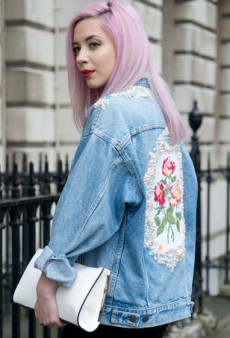 8 DIY Ways to Upgrade Your Denim Jacket for Fall