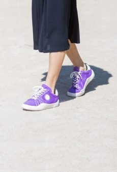 The Fashion Girl's Guide to Wearing Sneakers With Everything