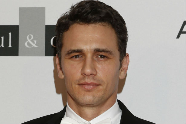 James Franco Does a Weird Interview with His Feminine Side ... James Franco