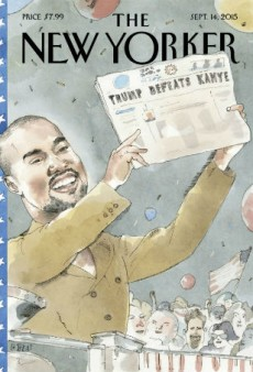 Link Buzz: Kanye West Covers The New Yorker, Beyoncé Gets Birthday Bangs