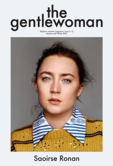 The Gentlewoman Wins Us Over Again with This Saoirse Ronan Cover (Forum Buzz)