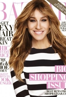 Sarah Jessica Parker's Harper's Bazaar Cover Is a Photoshop Disaster (Forum Buzz)