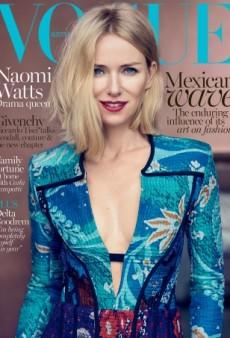 Naomi Watts Stuns on the Cover of Vogue Australia (Forum Buzz)