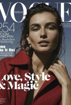 Vogue Netherlands Sets High Standards with This Andreea Diaconu Cover (Forum Buzz)