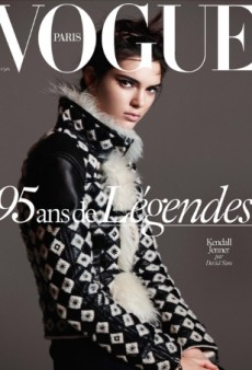 Kendall Jenner Joins Supermodels Gisele, Kate and Christy on Vogue Paris (Forum Buzz)
