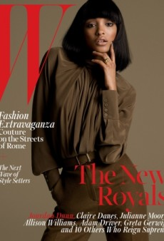 Claire Danes Outshines Everyone Else on W Magazine's 'The New Royals' Issue (Forum Buzz)
