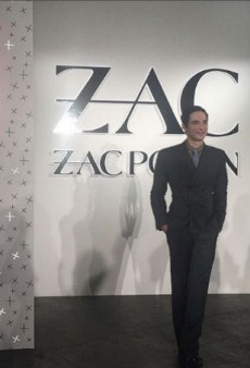 Zac Posen Delves Into Wearable Tech with an LED Dress