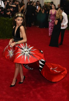 10 Times Zendaya Coleman Killed the Red Carpet