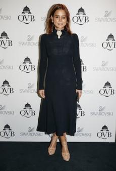 Fashion's Finest Launch QVB's Swarovski Christmas Tree