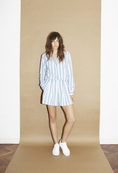 See the Beauty in Basics with Vale's Spring 2015 Collection
