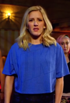 "WATCH: Ellie Goulding Joins Skitbox for Hilarious Sequel to Viral Sensation ""Activewear"""