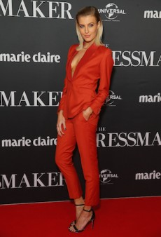 The Dressmaker Premiere Hits Sydney Soil