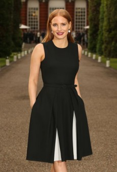 7 Ways to Look as Fancy as Jessica Chastain for Way Less