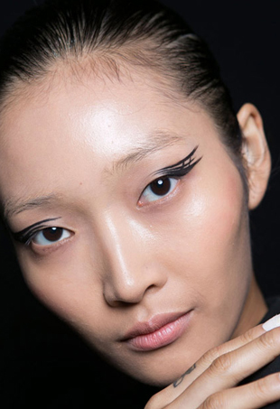 carmen-marc-valvo-spring-2016-makeup-trends