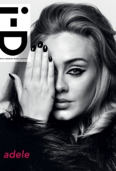 Adele's New i-D Magazine Cover Is Super Gorgeous! (Forum Buzz)