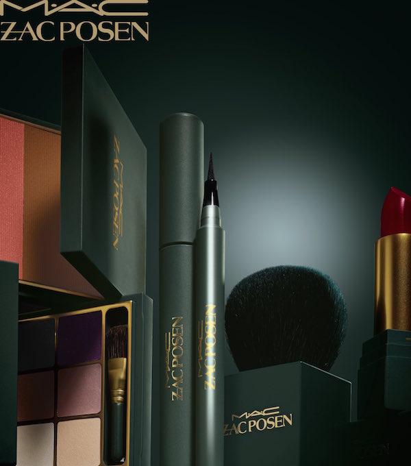 MAC x Zac Posen makeup line launching February 2016
