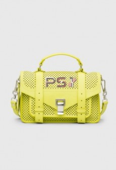 Bloggers, Rejoice: Proenza Schouler PS1 Bags Are Finally Customizable