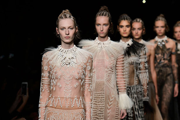 Valentino Is Accused Of Cultural Appropriation For African