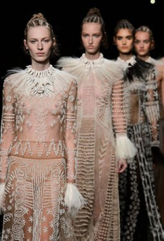 Valentino's African-Inspired Spring 2016 Show Featured Mostly White Models, Outrage Ensues