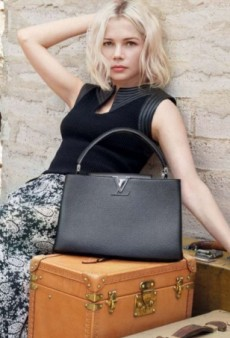 Michelle Williams and Alicia Vikander Star in Louis Vuitton's Picturesque New Campaign (Forum Buzz)
