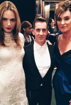 Andreja Pejic and Caitlyn Jenner Finally Meet