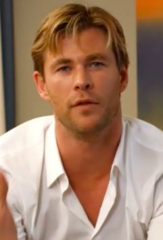 Not a Drill: You Can Win a Date With Chris Hemsworth