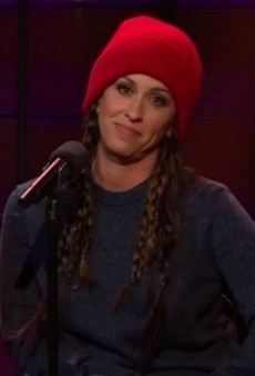 Watch: Alanis Morissette and James Corden Give 'Ironic' the Perfect 2015 Update