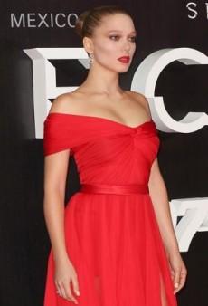Léa Seydoux and Naomie Harris Top This Week's Celebrity Best Dressed List