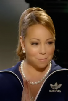 Mariah Carey's New Christmas Movie Is Giving Us All the Holiday Feels