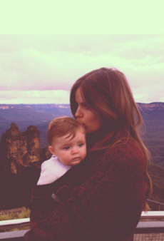 The Heartbreaking Reason Why Robyn Lawley Won't Have Another Baby