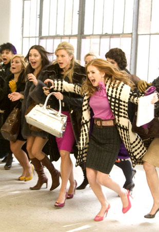 Fashion Sales for Black Friday and Cyber Monday 2015