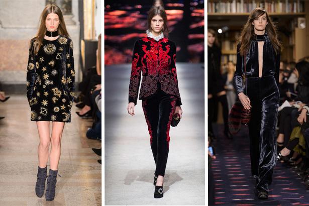 Fall 2015 Trend: Velvet