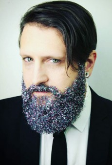 Make It Stop: #GlitterBeards Are Now Trending on Instagram