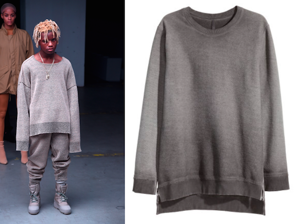 Yeezy Season 1 Knockoffs H&M