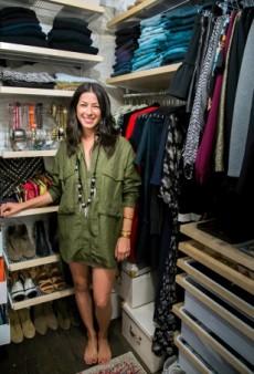 Inside Rebecca Minkoff's Closet Makeover