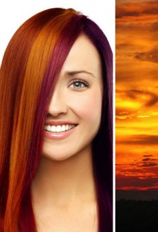 #SunsetHair Is the Coolest Instagram Hair Color Trend Yet