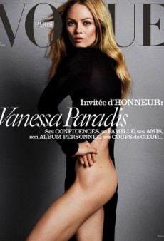Vogue Paris Welcomes Vanessa Paradis as Guest Editor of the Holiday Issue with Three Stunning Covers (Forum Buzz)