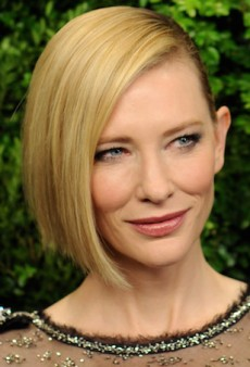 Cate Blanchett Applauds The Pirelli Calendar For Diversity and Female Empowerment