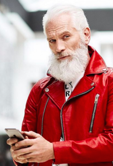 World, Meet Fashion Santa