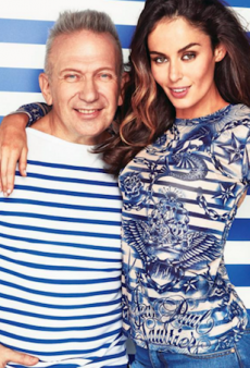 Nicole Trunfio and Baby Zion Will Model Jean Paul Gaultier x Target's Collaboration