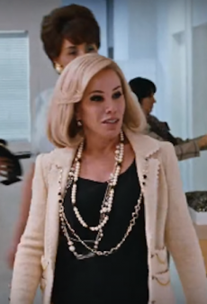 Melissa Rivers Opens Up About Playing Her Mother In 'Joy' Cameo